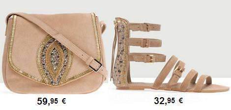 Stradivarius primavera verano 2013 bolsos y zapatos