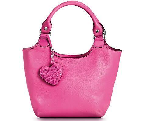 tous primavera 2012 bolso rosa
