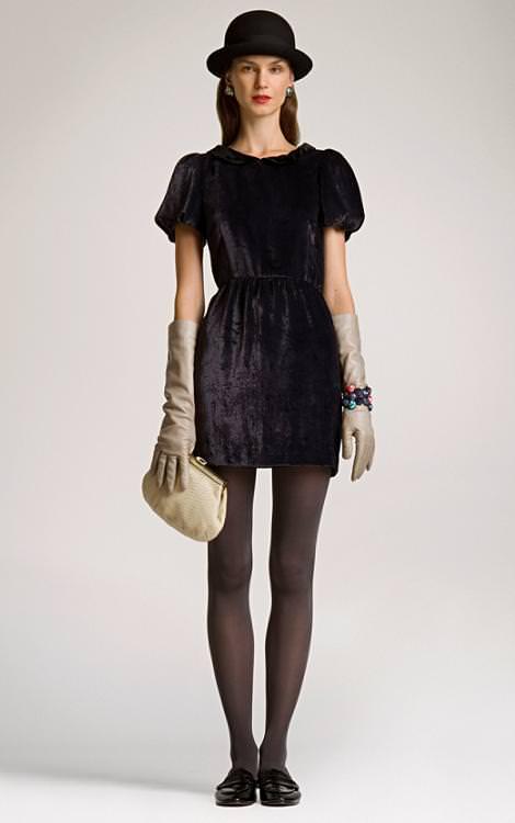 Looks y vestidos de fiesta y Nochevieja de Uterque