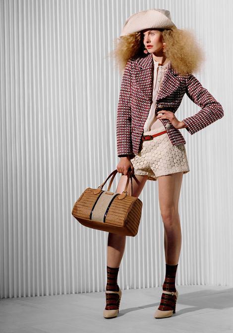 Uterque catálogo primavera verano 2011