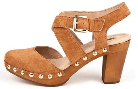 Zapatos de uterque primavera 2011 demujer moda - Tocones de madera ...