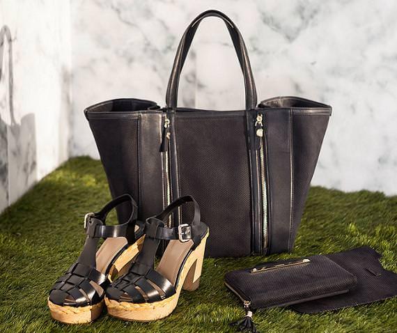 Uterque bolsos y zapatos primavera verano 2013 | demujer moda
