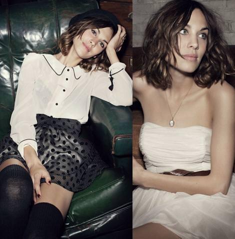 Alexa Chung para Vero Moda