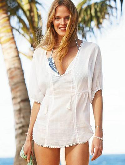 ropa de playa, primavera 2009, más que bikinis