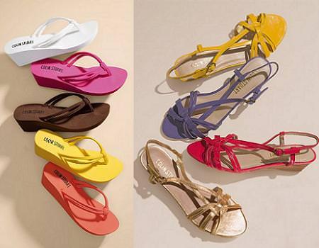 sandalias de Victoria Secret