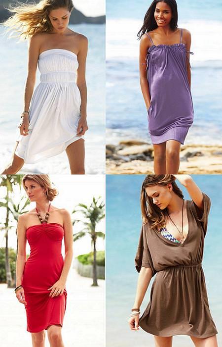 vestidos de Victoria´s Secret