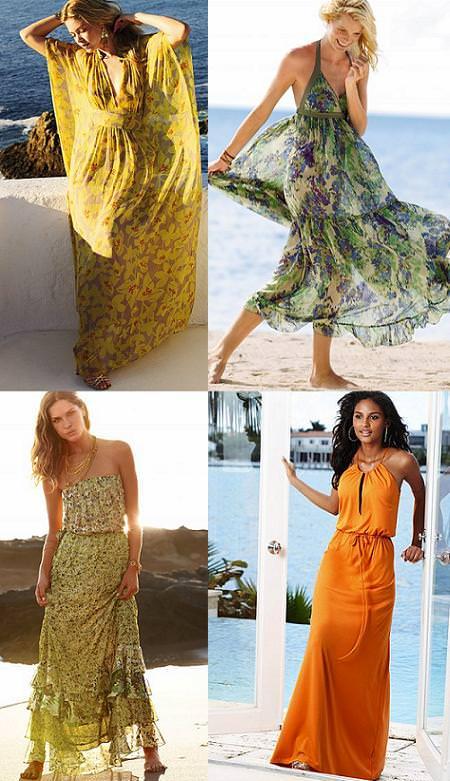vestidos de Victoria Secret