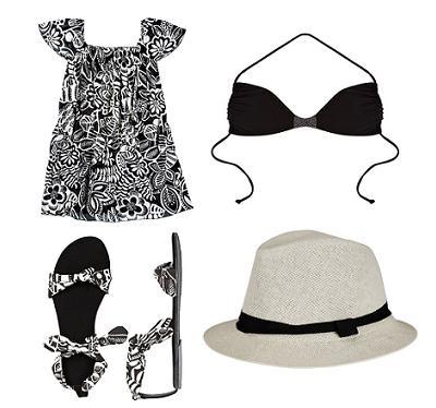 moda playa del verano 2009