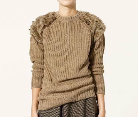 Punto de Zara (otoño invierno 2010 2011)