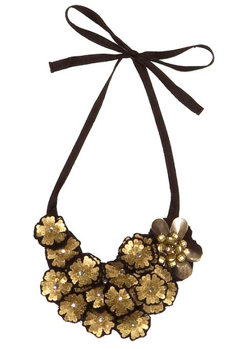 Nuevos collares cuello de Zara (otoño invierno 2010 2011)