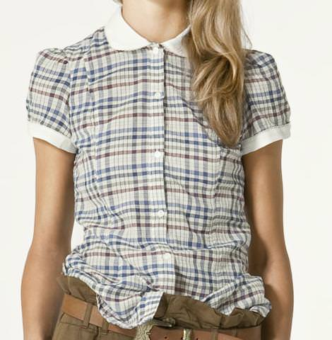 Blusas de Zara (otoño invierno 2010 2011)