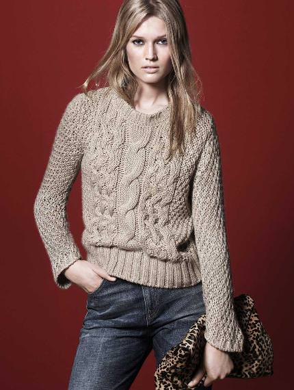Catálogo de Zara otoño invierno 2010/2011