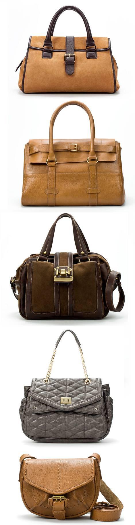 Nuevos bolsos de Zara (otoño invierno 2010 2011)