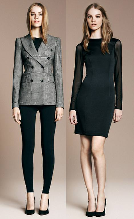 Zara Woman Lookbook Noviembre 2010 (otoño invierno 2010 2011)