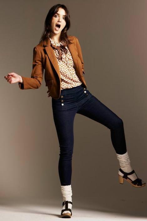 Zara otoño invierno 2010/2011: LookBook