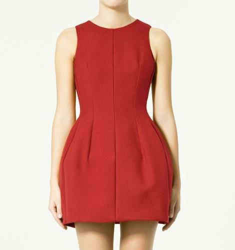 Evening Collection de Zara (otoño invierno 2010 2011)