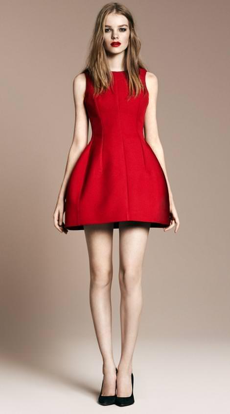 Vestidos de fiesta de Zara