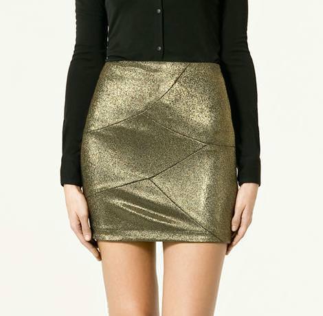Vestidos de fiesta, de Evening Collection de Zara (looks de fiesta)