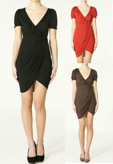 Nuevos vestidos de fin de año de Zara