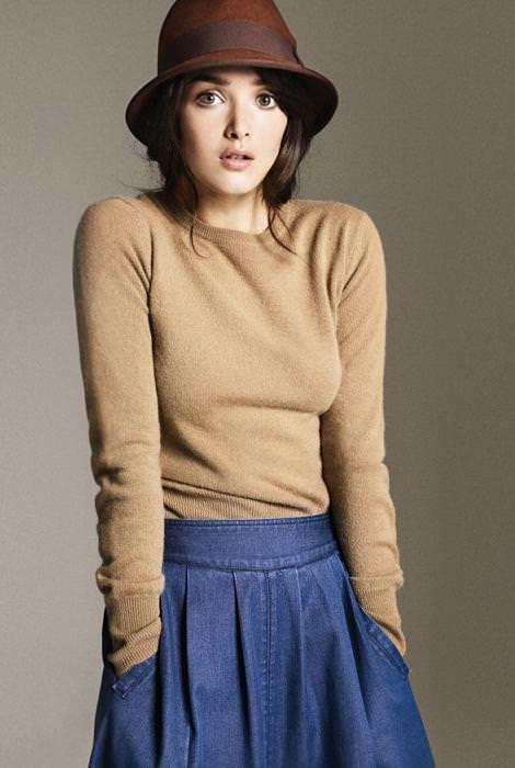 Zara otoño invierno 2010 2011: Loobook septiembre