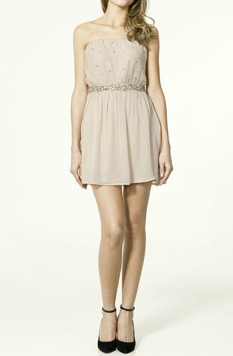 Vestidos de fiesta Zara TRF