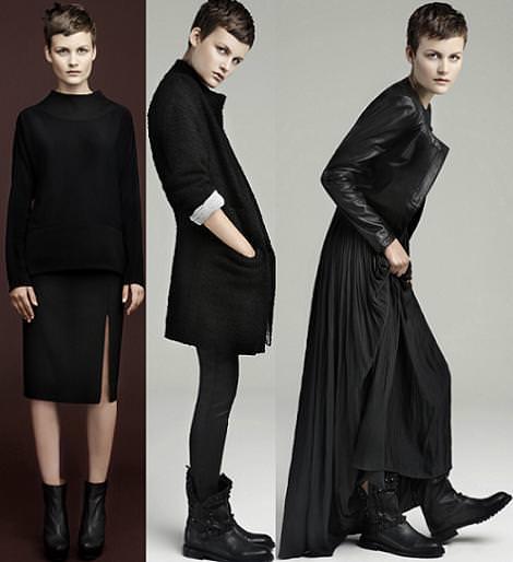 Zara ropa otoño 2011