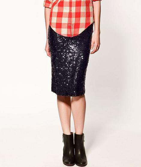 Faldas de Zara