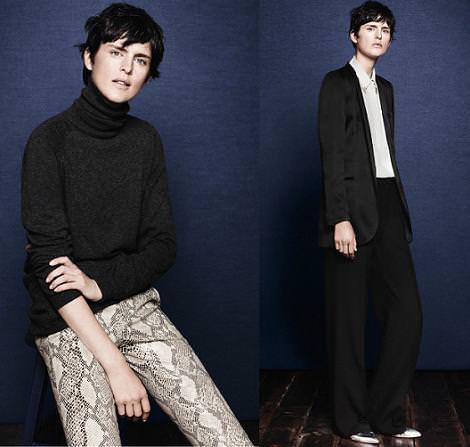 Zara moda otoño 2011