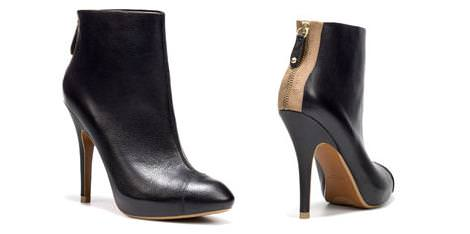 Nuevos botines de Zara otoño 2011