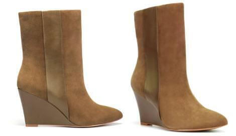 Nuevos zapatos de Zara otoño 2011