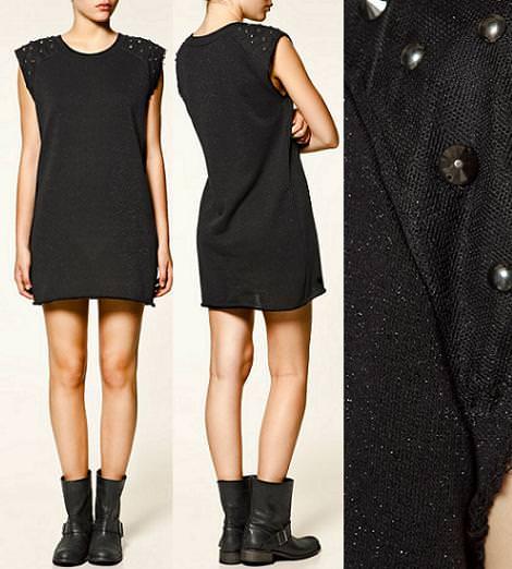 Vestidos de Zara Trafaluc