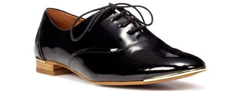 Zapatos blucher de Zara