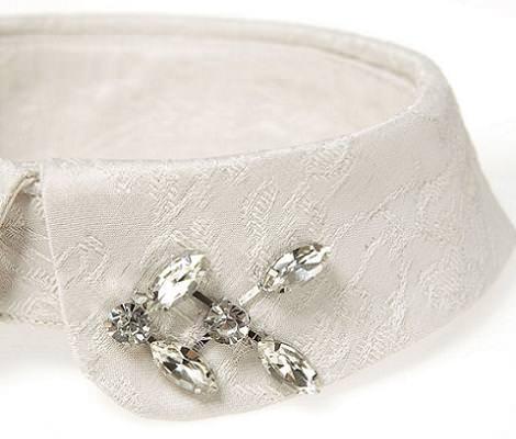 Cuello de Zara con pedrería