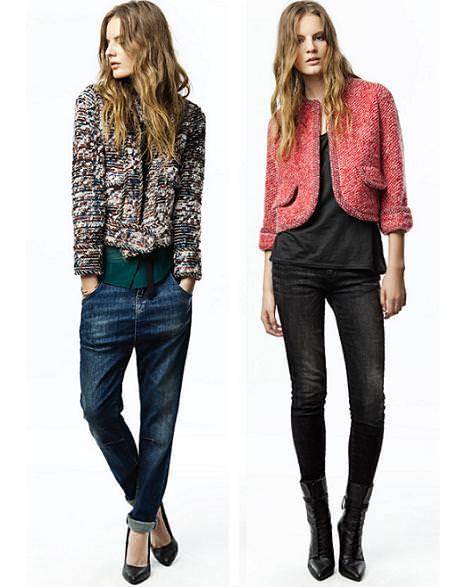 Trafaluc: Nueva ropa y looks del otoño