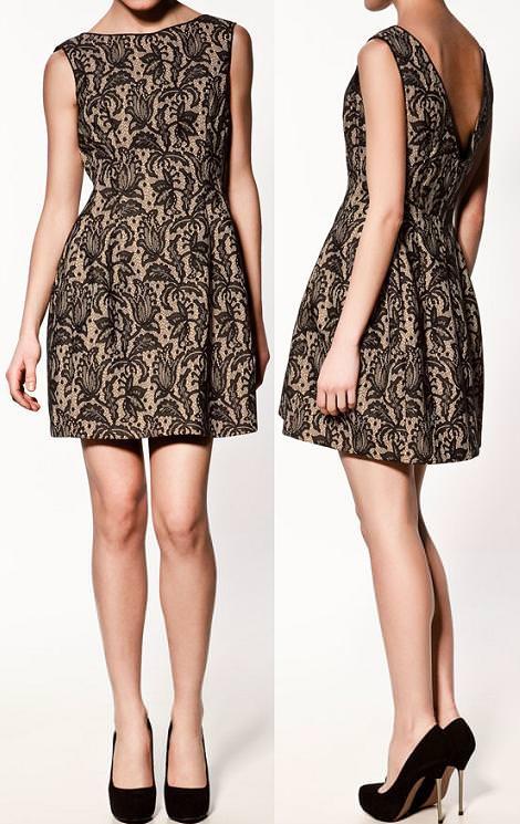 Nuevos vestidos de fiesta de Zara