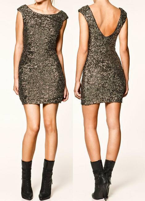 Vestidos de Nochevieja de Zara