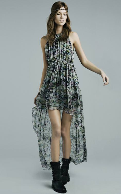 Zara colección de fiesta 2011/2012, vestidos y looks de Nochevieja y Navidad