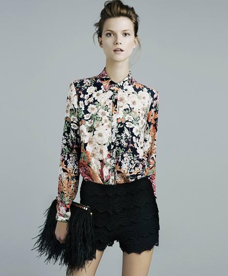 Zara Woman, nuevo lookbook