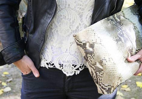 Zara People: Nuevos looks de octubre