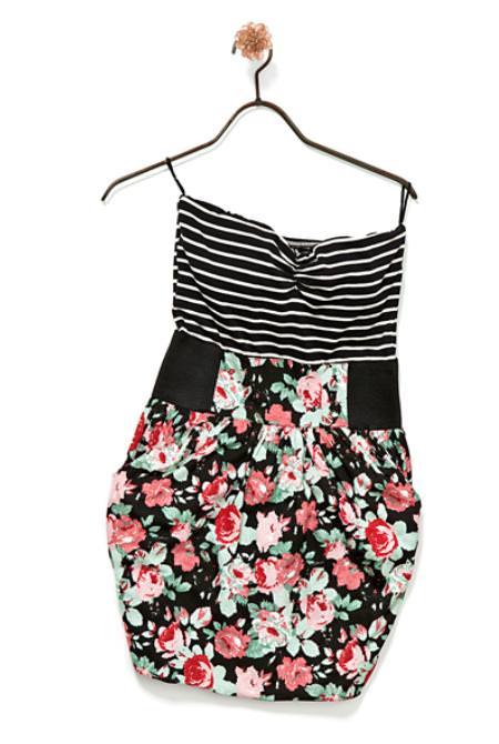 Zara primavera verano 2010: print mix