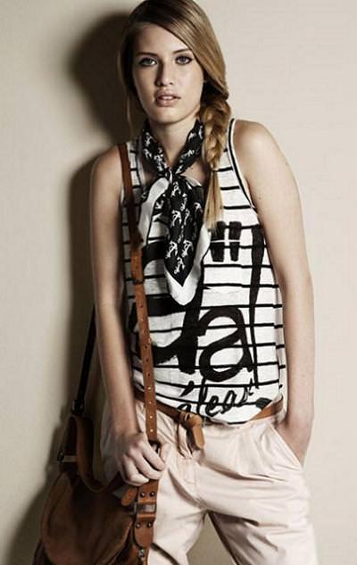 Zara primavera verano 2010: accesorios
