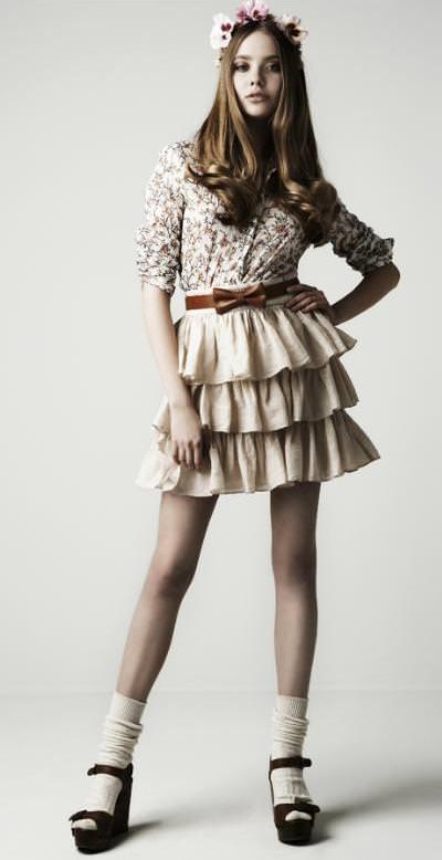 El lookbook de Marzo 2010, de Zara