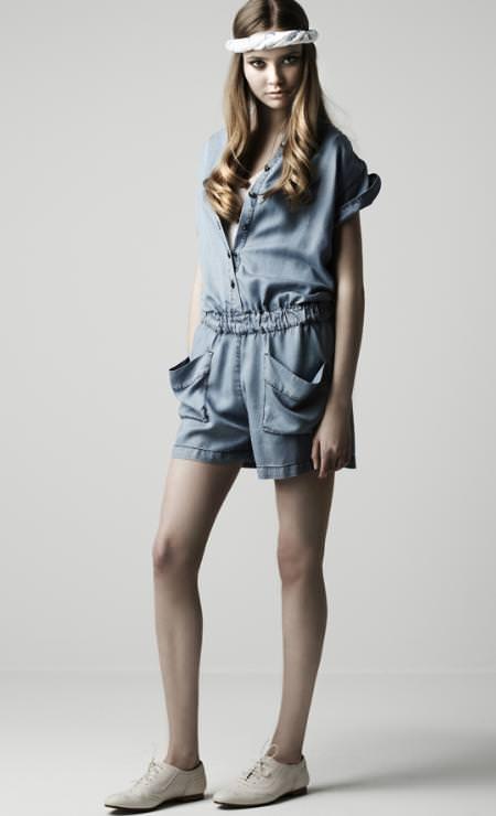 Zara primavera 2010
