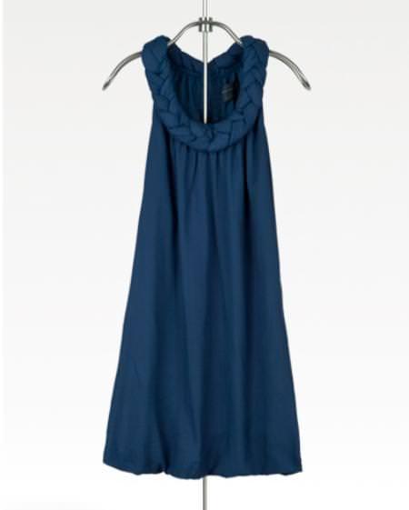Vestidos cortos de Zara primavera verano 2010