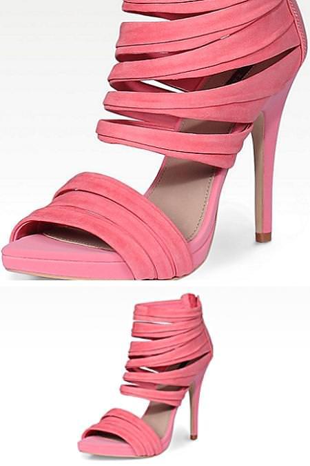 Sandalias de Zara, primavera 2010
