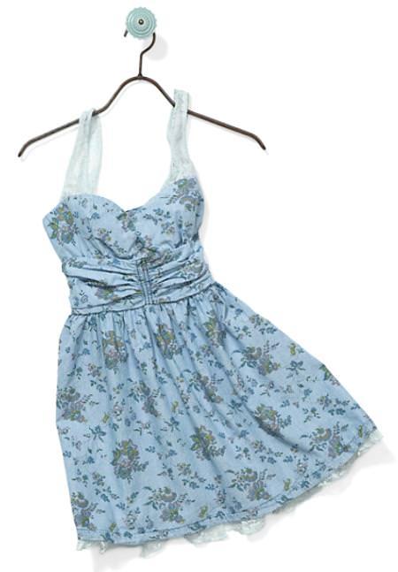 Zara primavera 2010, novedades: Encaje, faldas, vestidos, ...