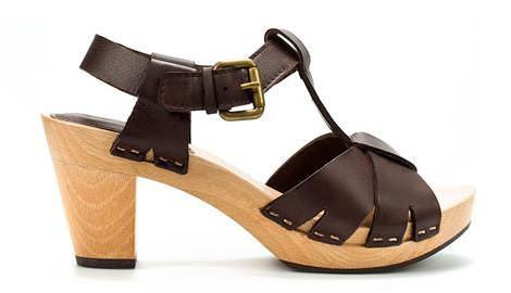 Zuecos, moda primavera verano 2011