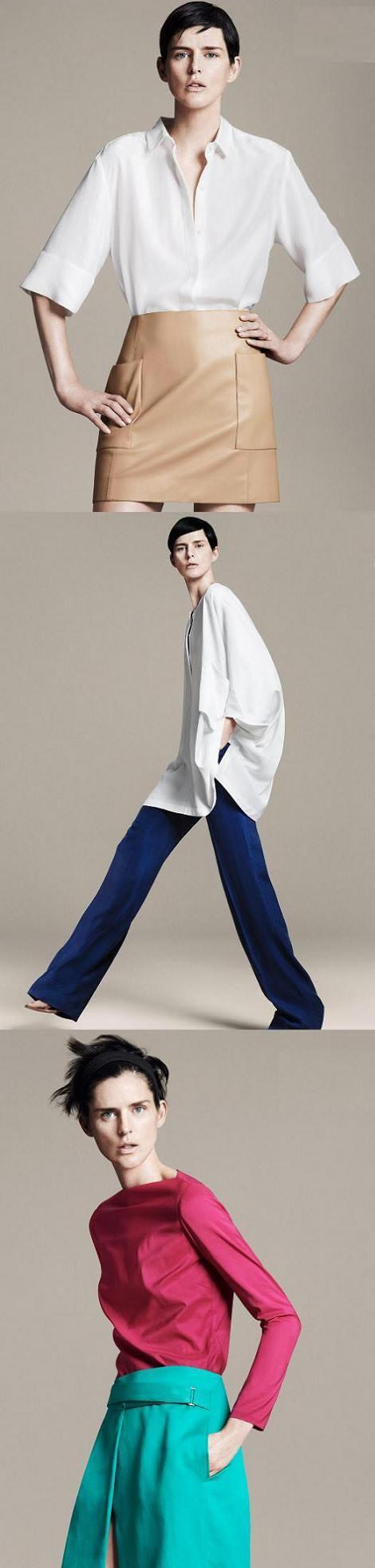 Catálogo Zara primavera verano 2011