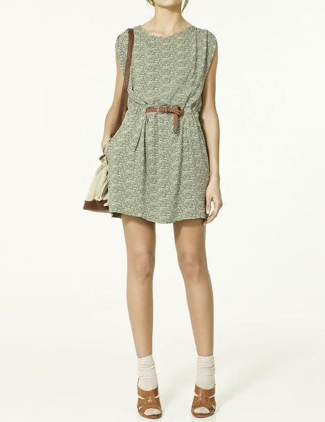 Zara TRF primavera verano