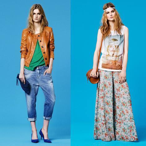 Zara TRF primavera 2011: lookbook febrero